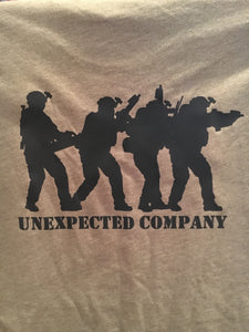 Unexpected Company - T-Shirt