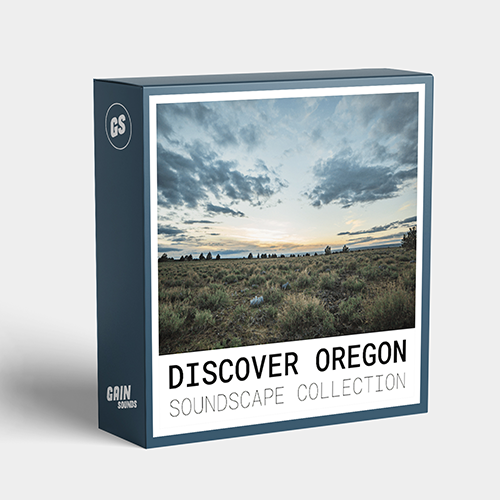 Discover Oregon Sound Effects Library Complete Soundscape Bundle Post Production Audio Packs Royalty Free