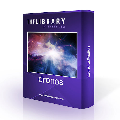The Library by Empty Sea Dronos Sound Effects Library Audio Post Production SFX Game Field Recording