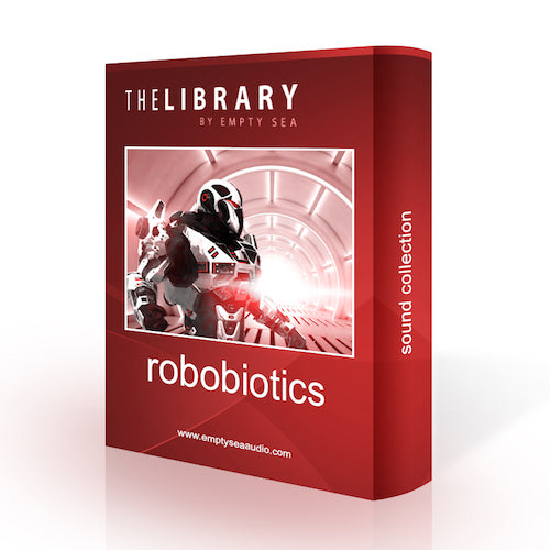 The Library by Empty Sea Robobiotics Sound Effects Library Audio Post Production SFX Game Field Recording