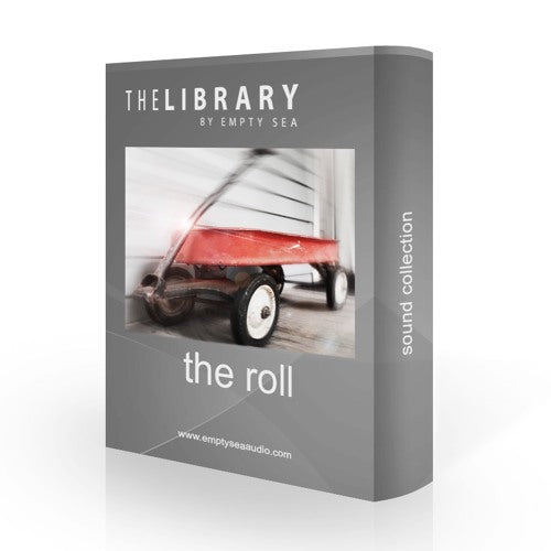 The Library by Empty Sea The Roll Sound Effects Library Audio Post Production SFX Game Field Recording