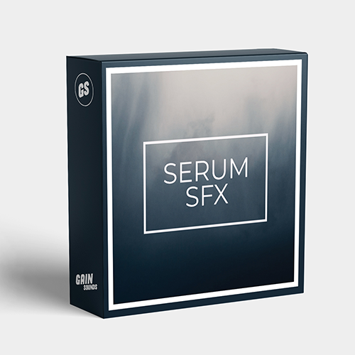 Gain Sounds Glitchedtones Serum SFX FX Libraries Cover Sound Effects Audio Post Production