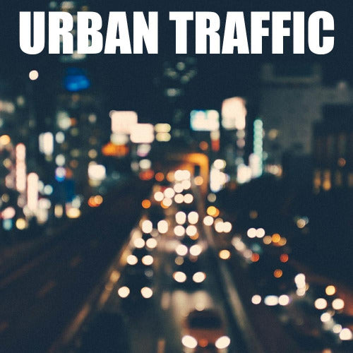 Gain Sounds Field Reports Urban Traffic SFX Libraries Cover Sound Effects Audio Post Production