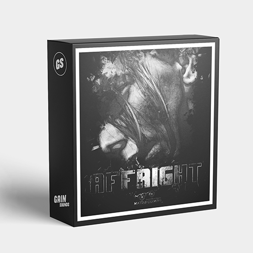 Gain Sounds Matias Mac Affright SFX Libraries Cover Sound Effects Audio Post Production