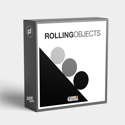 Sounds Ex Machina Rolling Objects Sound Effects Library Audio Post Production SFX Game Field Recording