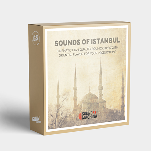 Sounds Ex Machina Sounds of Istanbul Sound Effects Library Audio Post Production SFX Game Field Recording