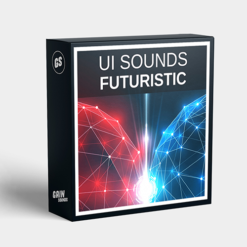 Sounds Ex Machina UI Sounds Futuristic Sound Effects Library Audio Post Production SFX Game Field Recording