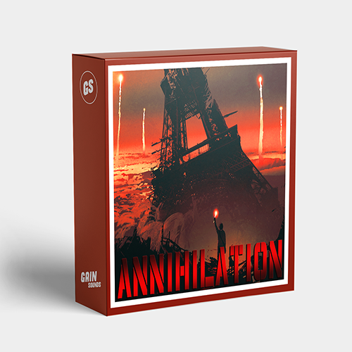 Sound Response Annihilation Game Sound Effects Library Audio Post Production SFX Game Field Recording