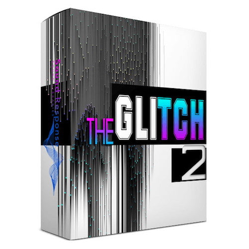 Sound Response The Glitch 2 Sound Effects Library Post Production Audio SFX Game Field Recording