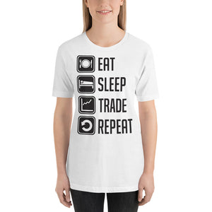 Eat Sleep Trade T-Shirt | Trader Section