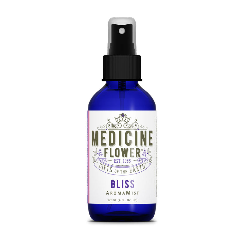 Bliss AromaMist Essential Oil Spray 4oz 120ml