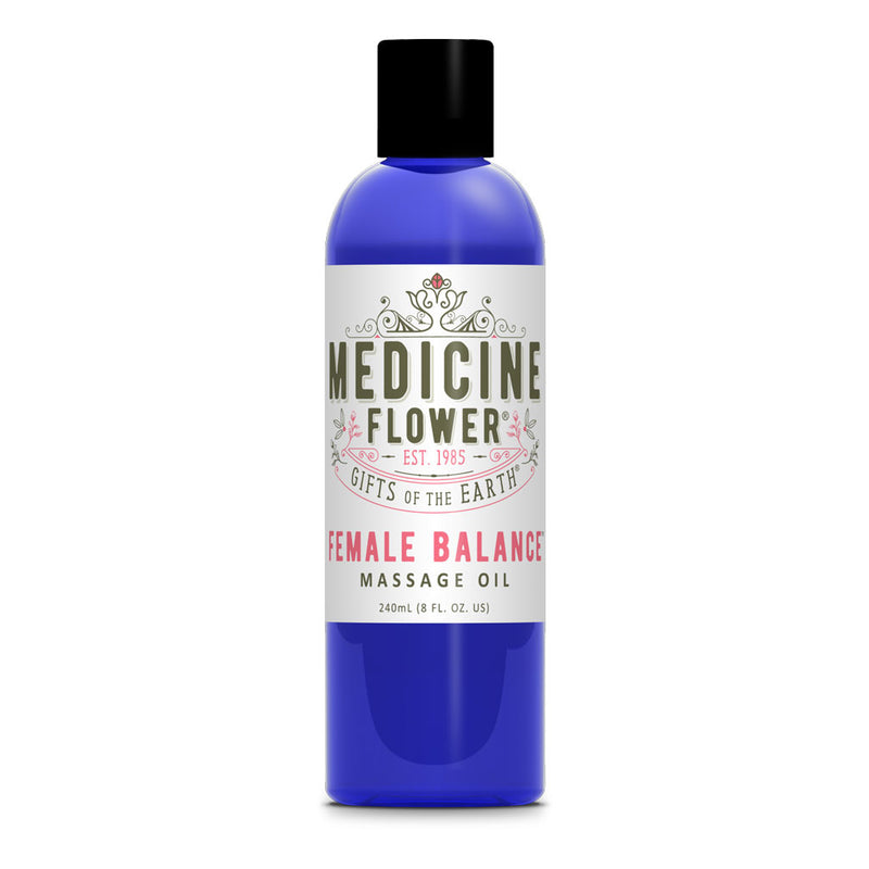 Female Balance™ Massage Oil 8oz 240ml