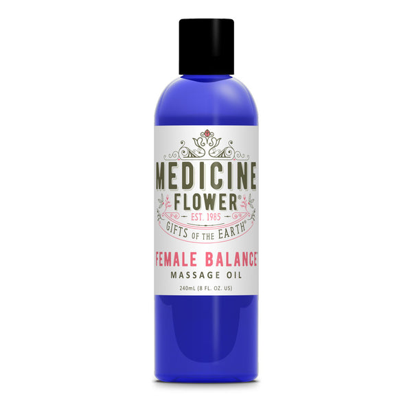 Female Balance™ Massage Oil 240ml, 8oz