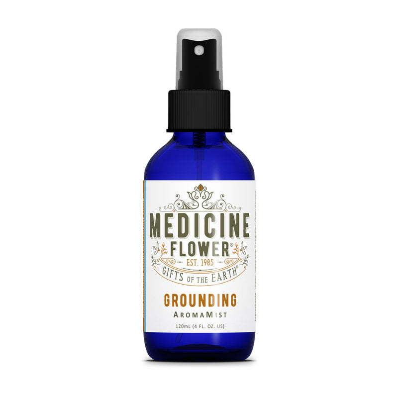 Grounding AromaMist Essential Oil Spray 4oz 120ml