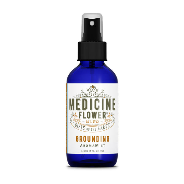 Grounding AromaMist - 4 oz, 120ml
