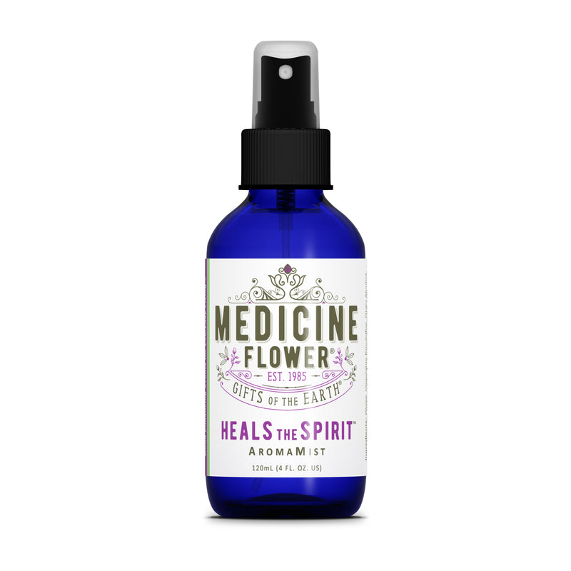 Heals the Spirit™ AromaMist Essential Oil Spray 4oz 120ml