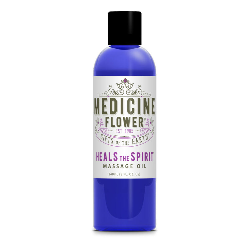 Heals the Spirit™ Massage Oil