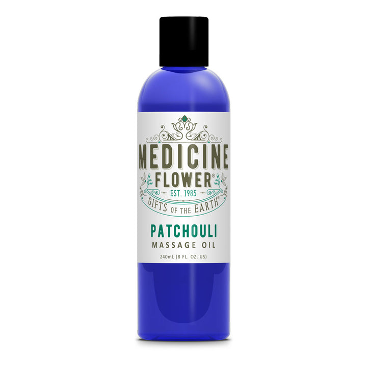 Patchouli Massage Oil 8oz 240ml