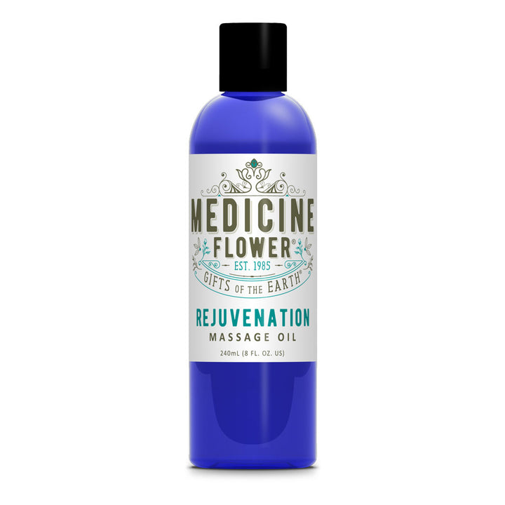 Rejuvenation™ Massage Oil 8oz 240ml