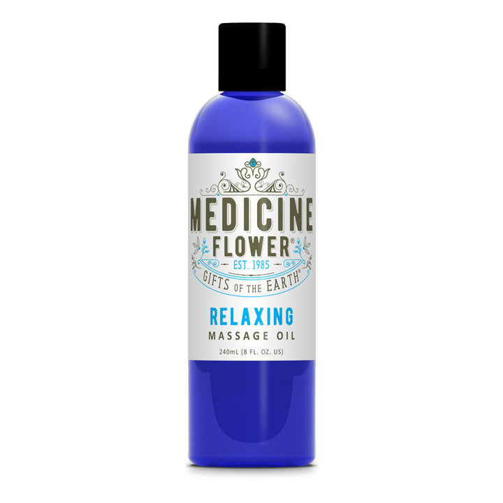 Relaxing™ Massage Oil 8oz 240ml
