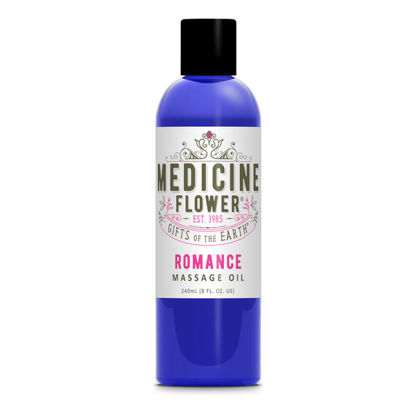 Romance™ Massage Oil 8oz 240ml