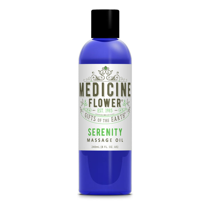 Serenity™ Massage Oil 8oz 240ml
