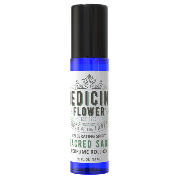 Sacred Sage® Perfume Annoint Oil Roll-On