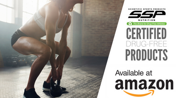 SSP NUTRITION (SCIENTIFIC SPORTS PRODUCTS) EXPANDS TO AMAZON