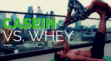 WHEY VS CASEIN... which is best for building Lean Muscle?
