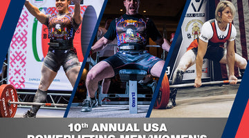 SSP, an Official Sponsor of the 10th Annual 2017 Power-lifting Championships, Offers Special Incentive to Competing Athletes