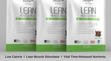SSP Nutrition Releases New Packet Formulas, Lean Muscle Meal