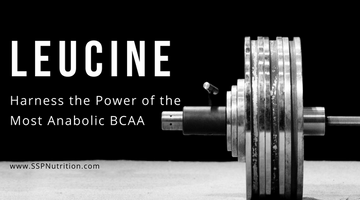 Harness the Power of Leucine, the Most Anabolic BCAA, & Transform Your Body!