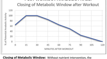 "POST WORKOUT NUTRITION: THE ""ANABOLIC WINDOW"""
