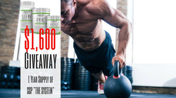SSP Nutrition Announces 1-Year Free Supply of