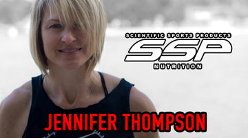 SSP Success Story: World Champion Jennifer Thompson