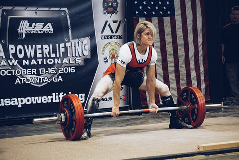 Bench Press Clinic with Jennifer Thompson – SSP Nutrition