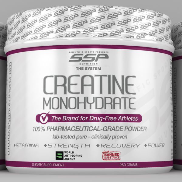Creatine Monohydrate Add-On