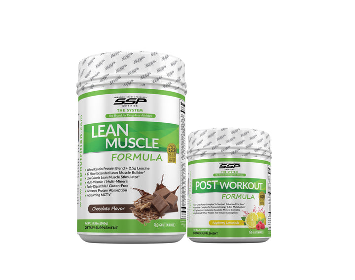 Recovery Canister Stack