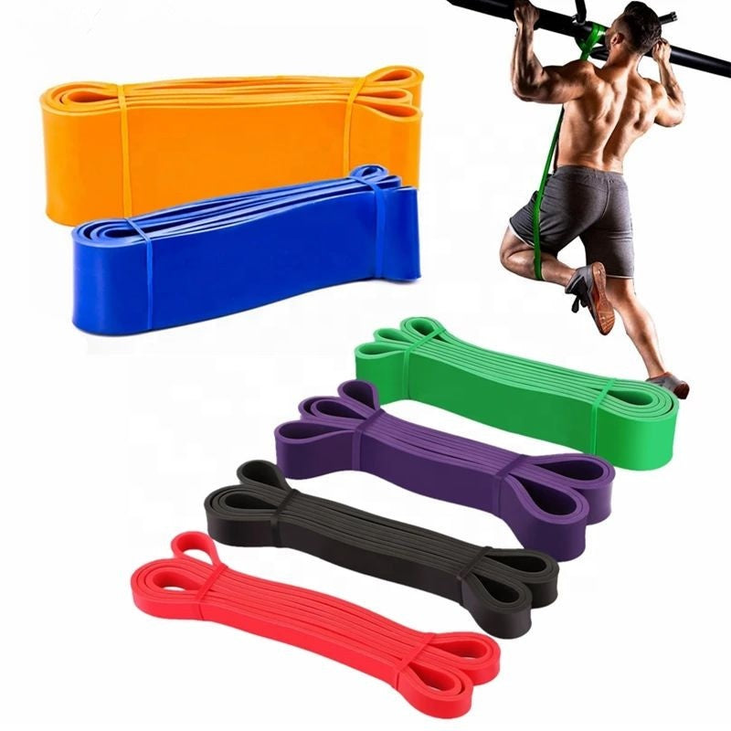 SSP Power Bands:  heavy duty, high-quality, durable rubber, seamless loop