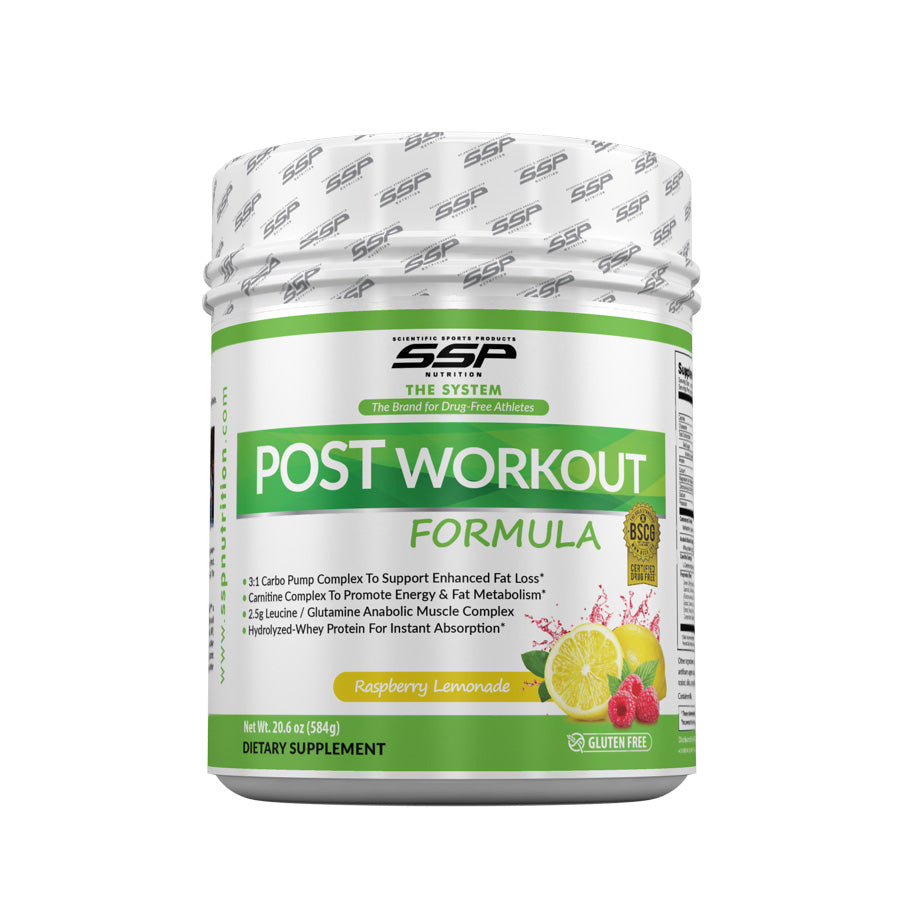 BULK ORDER POST-WORKOUT Formula: 18 Canisters, 360 Servings
