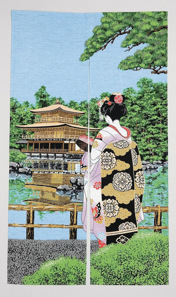 Decorate your room with Noren, traditional Japanese shop curtain