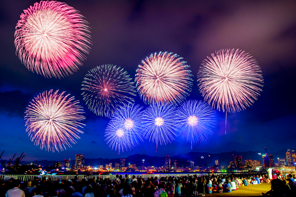 Check the latest information of Sumida River Fireworks