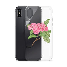 Load image into Gallery viewer, State Flower Shop PENNSYLVANIA Mountain Laurel Flower iPhone Case