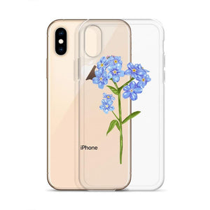 State Flower Shop Phone Case ALASKA iPhone Case