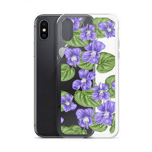 State Flower Shop Phone Case ILLINOIS iPhone Case