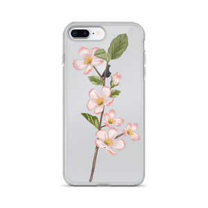 State Flower Shop Phone Case MICHIGAN Apple Blossom iPhone Case
