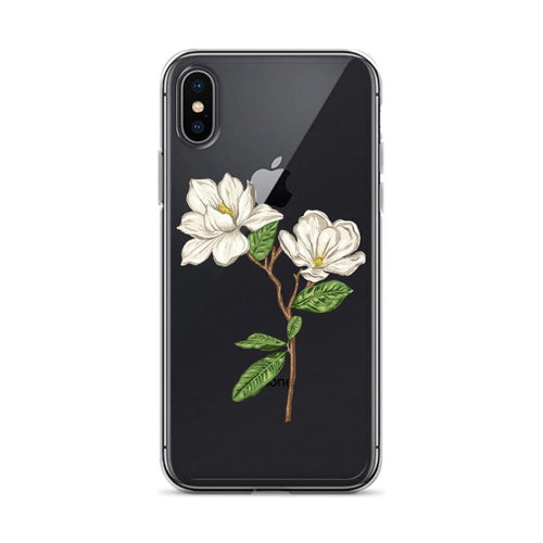 State Flower Shop Phone Case LOUISIANA iPhone Case