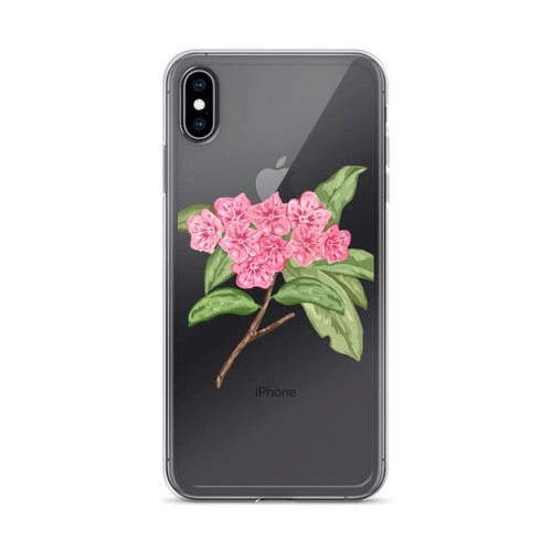 State Flower Shop Phone Case CONNECTICUT iPhone Case