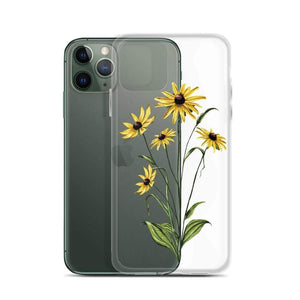 State Flower Shop Phone Case MARYLAND Black-Eyed Susan iPhone Case
