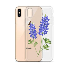 Load image into Gallery viewer, State Flower Shop Phone Case TEXAS Bluebonnet Flower iPhone Case